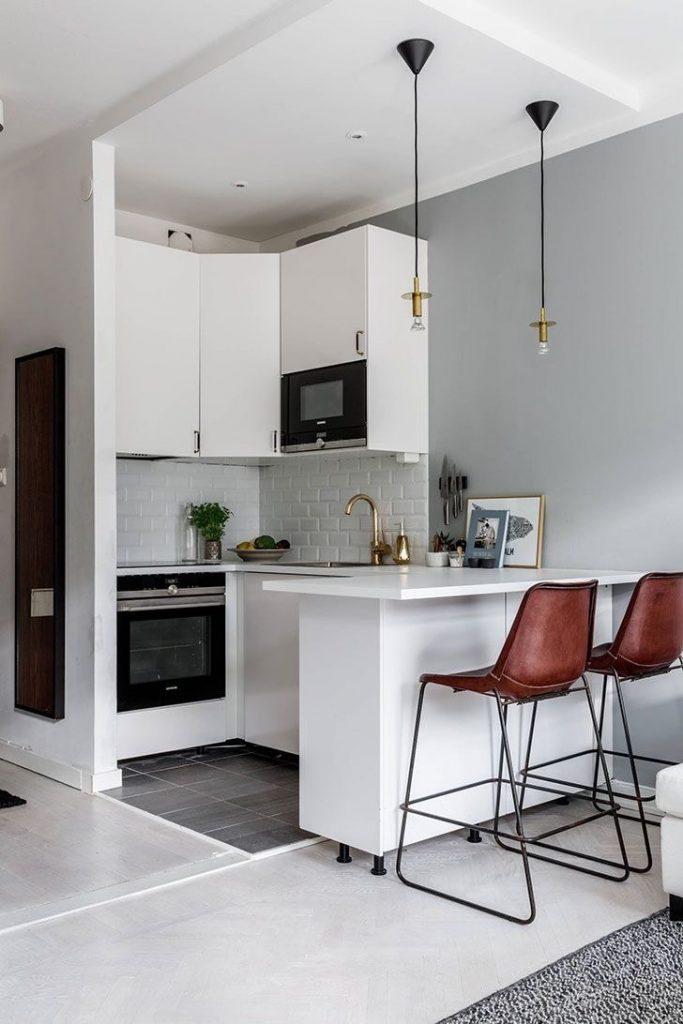 interior kitchen set tangerang